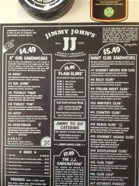 l rewiring near me jimmy johns menu near me