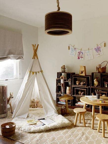 Kinderzimmer Mit Tipi by Kinderzimmer Mit Tipi Zelt Wohnideen Einrichten