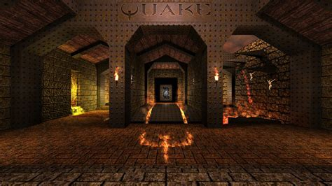quake logo wallpaper hd pixelstalknet