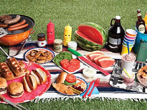 Go-to Gear For A Backyard Barbecue