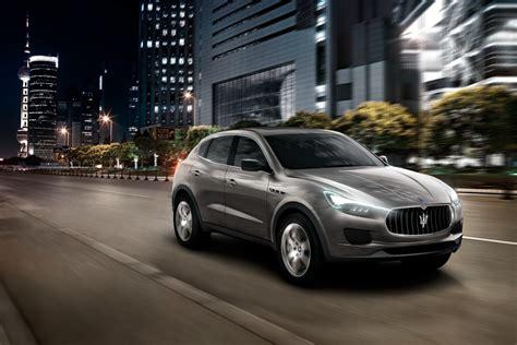 Maserati Kubang Suv Photos Revealed Autotribute