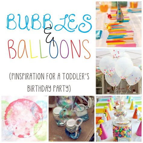 bubbles galore a toddler s birthday birthday 655 | 9b9d51d6bd7a11eef7041261ed5d9fc0 nd birthday party ideas toddler birthday parties