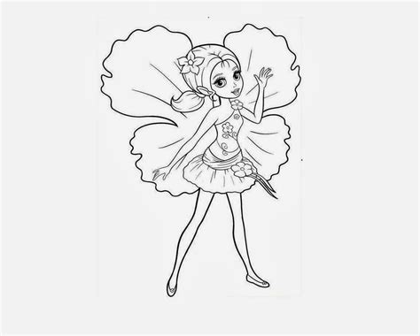 colours drawing wallpaper: Beautiful Cute Baby Fairy