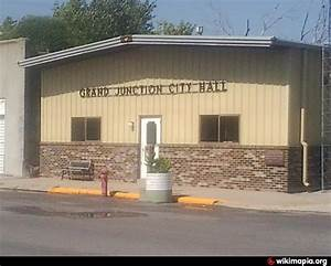 City Hall and Fire Department - Grand Junction, Iowa