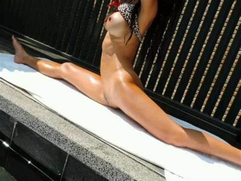 Michelle Nolden  nackt