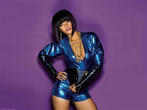 barbadian singer rihanna girls idols wallpapers