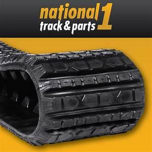Cat 247 Rubber Track  381x101 6x42  247b 257 257b Asv Rc50