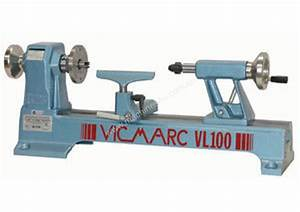 New Vicmarc VL100 Lathe Wood Lathes in Drysdale, VIC