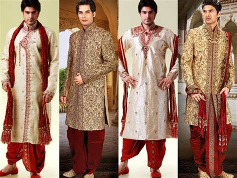 Marriage Dresses For Indian Men 2013