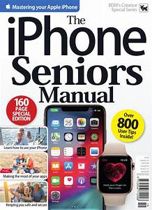 The Iphone Seniors Manual Vol 19