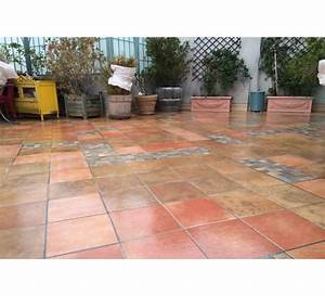 produits etancheite traitement terrasse carrelee archives With faire une terrasse carrelee