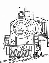 Train Coloring Pages Steam Engine Drawing Colouring Locomotive Printable Netart Trains Express Polar Boxcar Coal Sheet Sketch Getdrawings Template Getcolorings sketch template