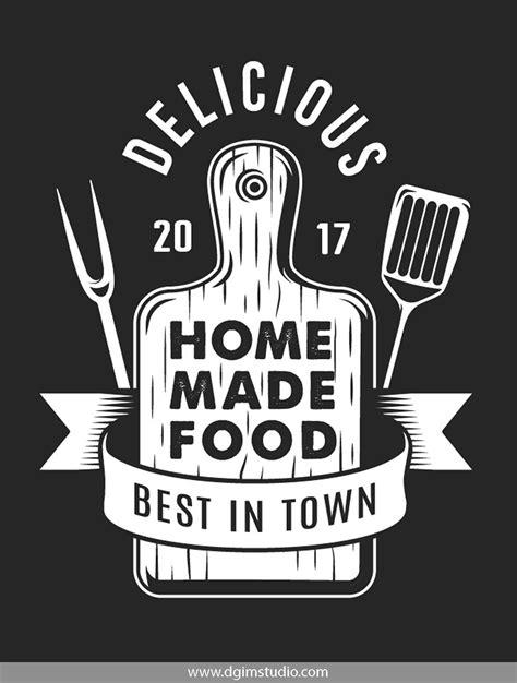 cooking emblems kitchen logo design   poster