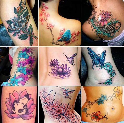 tatuaggi dei fiori tatuaggi con fiori significato e 200 foto beautydea