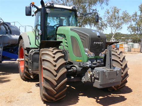 tracteur fendt  vario tms