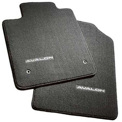 2005 toyota avalon floor mats new 2005 2012 toyota avalon carpeted floor mats from