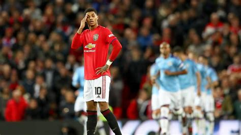 Photo :: Man Utd 1-3 Man City result: City take control of ...