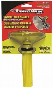 Smart heavy duty non conductive bulb changer kit par