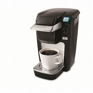 Shop Keurig Black Single-Serve Coffee Maker at Lowes com