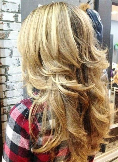 2020 Popular Heavy Layered Long Hairstyles
