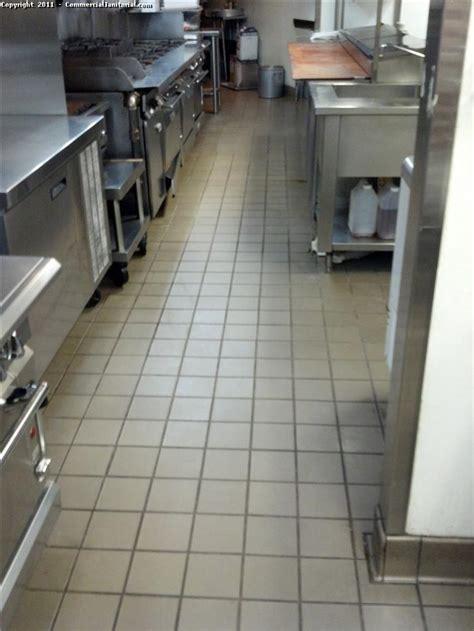 tile for restaurant kitchen floors floor after cleaning image 8490