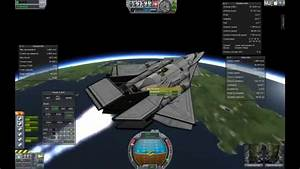 [Kerbal Space Program 1.0.2] SSTO to LKO, Reentry and Land ...
