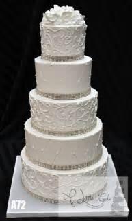 buttercream wedding cakes a cake - Buttercream Wedding Cakes
