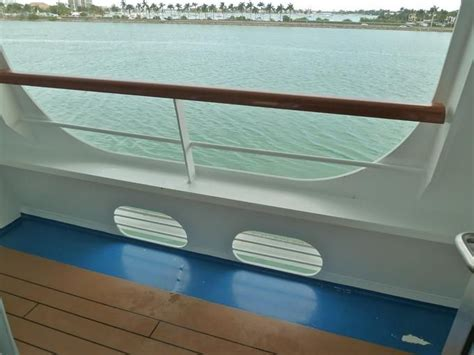 cove balcony view the carnival breeze pinterest