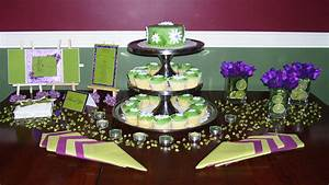 Photo bridal shower centerpiece giveaway poem image for Wedding shower decorations ideas