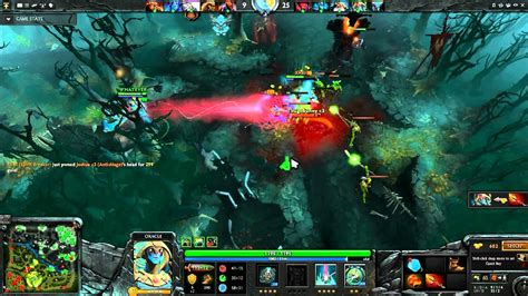 oracle gameplay highlights dota 2 youtube