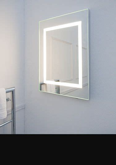 Heated Bathroom Mirrors With Lights by Halo Illuminated Bathroom Heated Mirror 63c Acquakitz