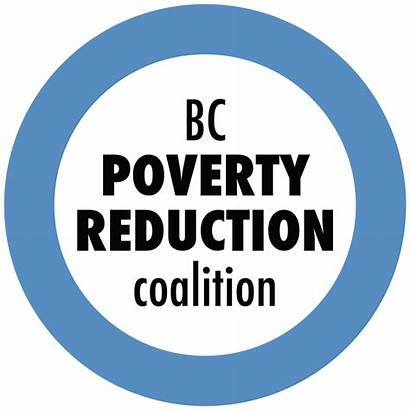 Poverty Bc Coalition Reduction Reduce Supporters Cant