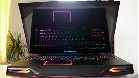 alienware mx  detailed hd review  benchmarks youtube