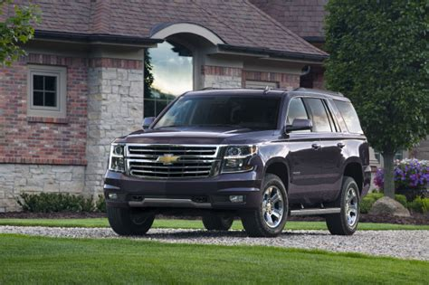 2019 Chevrolet Tahoe (chevy) Review, Ratings, Specs