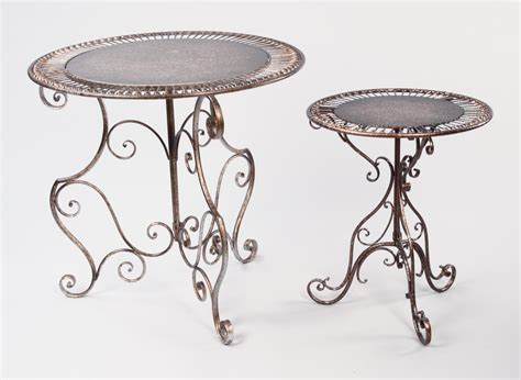 decorative table ls bronze decorative tables tripar international inc