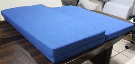 Folding Foam Mattress Pad For Guest & Kids