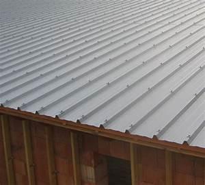 Toiture Bac Acier Prix : toiture en bac acier caract ristiques prix devis ~ Premium-room.com Idées de Décoration