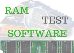 Best Ram Tester 11 Best Free Ram Test Software For Windows