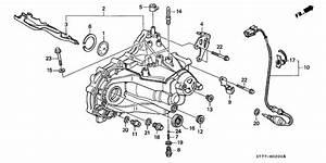 Transmission Housing For 1998 Honda Integra Dc2