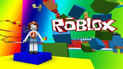 Roblox Super Noob Obby  Radiojh Games Youtube