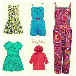 Summer Clothes: Girls' Edition - JUMP! MAG