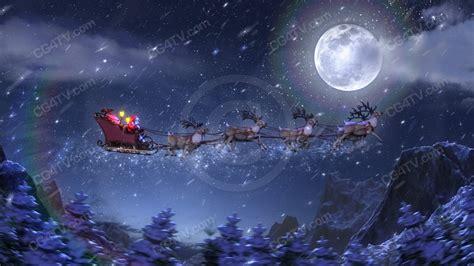 3d Animated Christmas Wallpapers Wallpapersafari