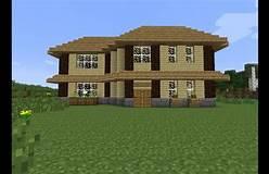 HD wallpapers comment faire une maison moderne dans minecraft sweet ...
