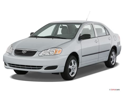 2008 Toyota Corolla Mpg by 2008 Toyota Corolla Prices Reviews And Pictures U S