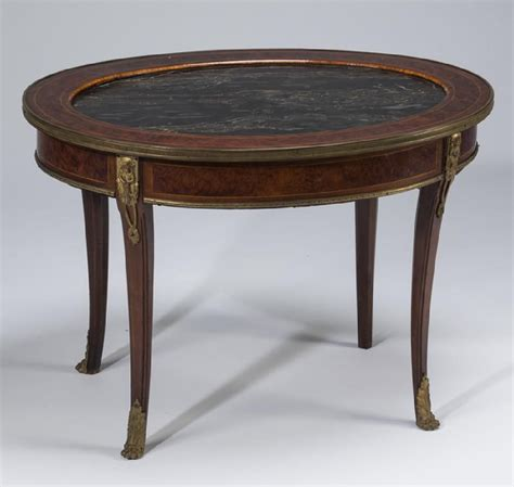 Only genuine antique french empire tables approved for sale on www.sellingantiques.co.uk French Empire style mahogany marble top low table : Lot 0117   Empire style, French empire