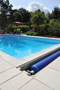 Enrouleur De Bache Piscine : piscines vinet pisciniste sur mesure sur nantes loire ~ Melissatoandfro.com Idées de Décoration