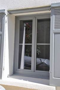 Fenetre Pvc Gris : fenetres en pvc portes fenetres en pvc volets roulants ~ Premium-room.com Idées de Décoration
