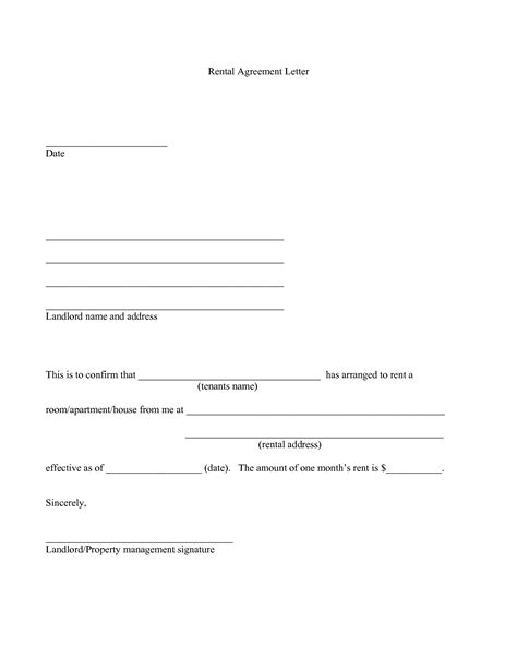 lease agreement letter  main group