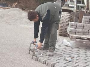 Pose De Pavé Sur Mortier Sec : pince pour pav s autobloquants pb 15 24 materiel de chantier quincaillerie sur roci outillage ~ Melissatoandfro.com Idées de Décoration