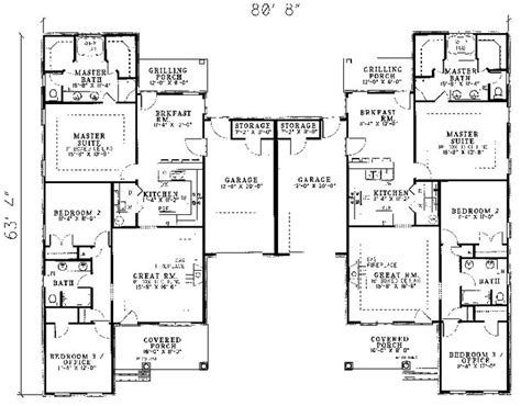 ideas  duplex plans  pinterest duplex